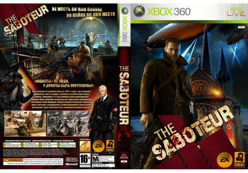 Игра для игровой консоли Xbox 360, The Saboteur