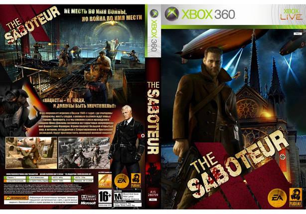 Игра для игровой консоли Xbox 360, The Saboteur, фото 2