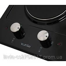 Варочна поверхня електрична VentoLux HE 302 (X) 3.1, фото 2