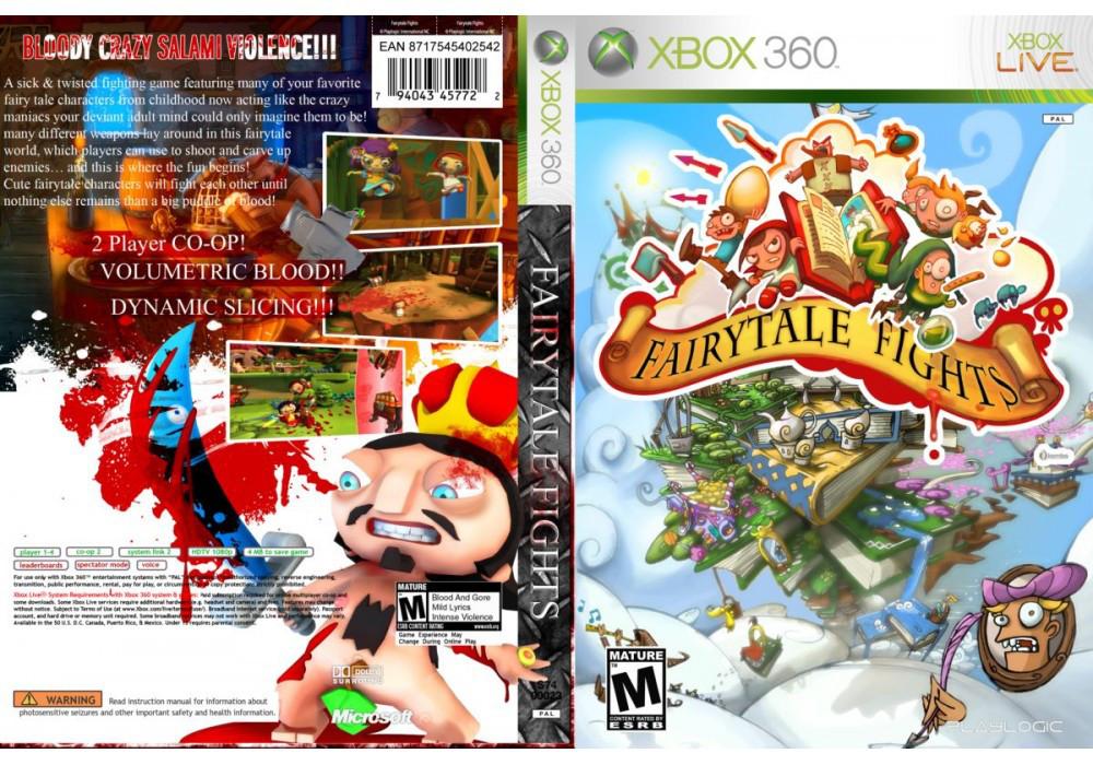 Гра для ігрової консолі Xbox 360, Fairytale Fights