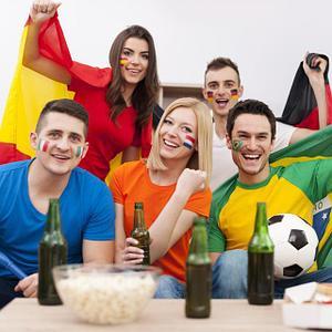 Любителям футбола