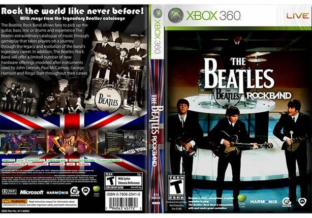 Игра для игровой консоли Xbox 360, The Beatles: Rock Band, фото 2