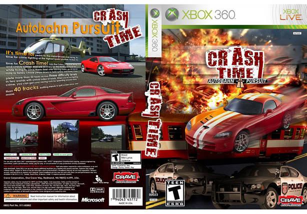 Игра для игровой консоли Xbox 360, Crash Time: Autobahn Pursuit, фото 2