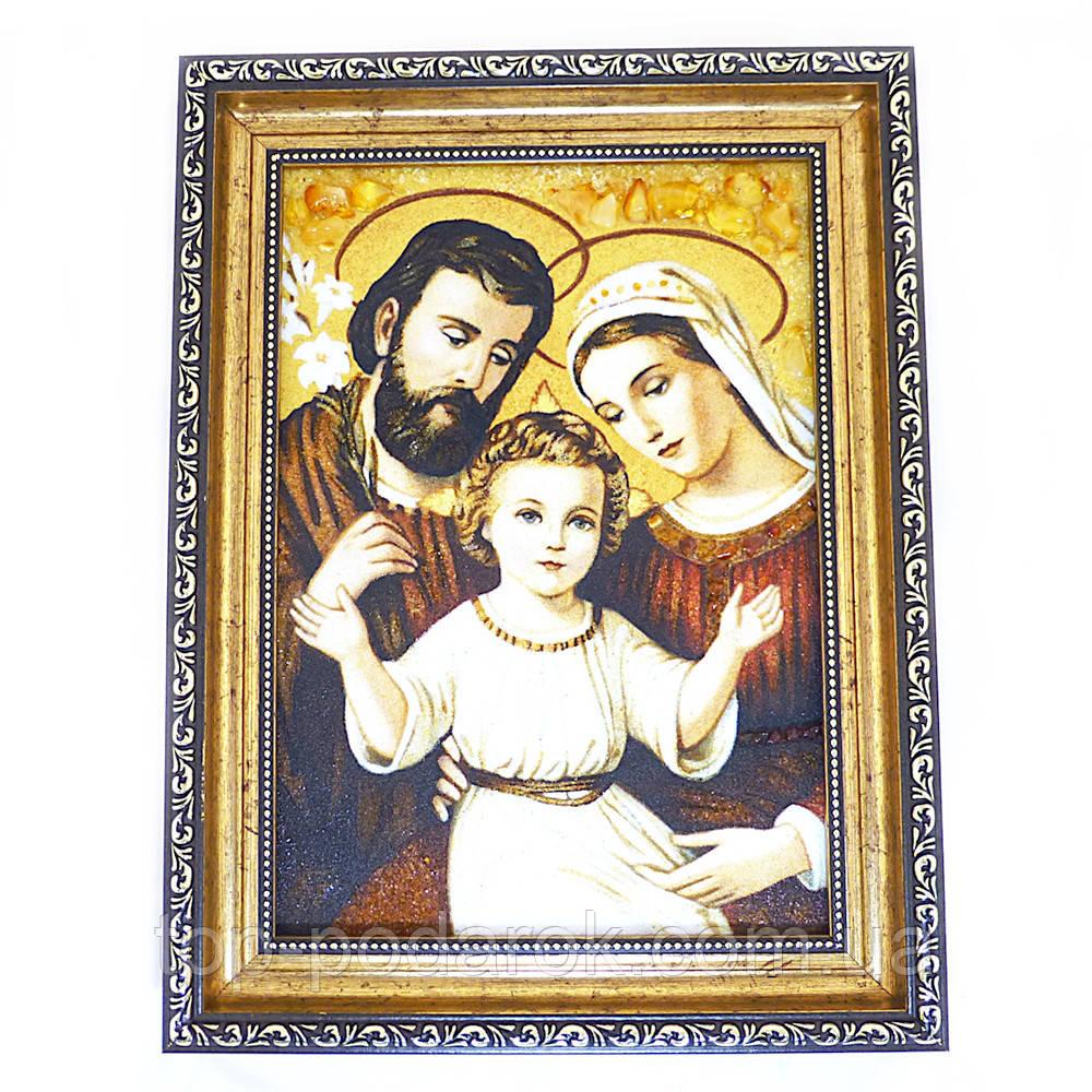 """Ікона """" Святе Сімейство і-109"""