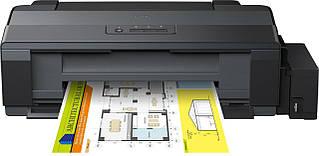 Настольный принтер Epson L1300+Комплект чернил