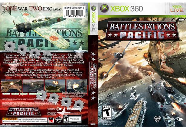 Игра для игровой консоли Xbox 360, Battlestations Pacific, фото 2