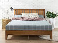 """Кровать двуспальная """"Астралис"""" из массива дерева"""
