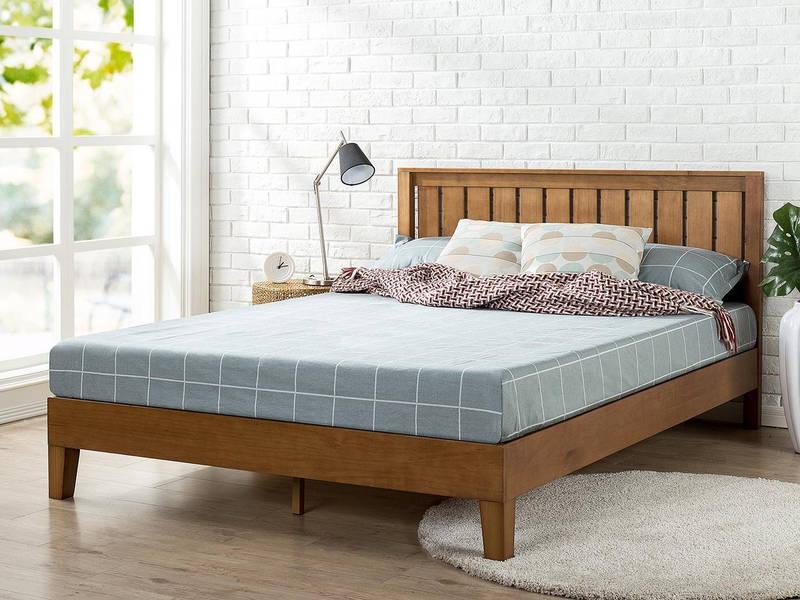 """Кровать двуспальная """"Астралис"""" из массива дерева, фото 3"""