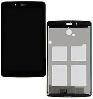 """Модуль LG V700 G Pad 10.1""""   черный, оригинал (Китай) (дисплей + сенсор)"""