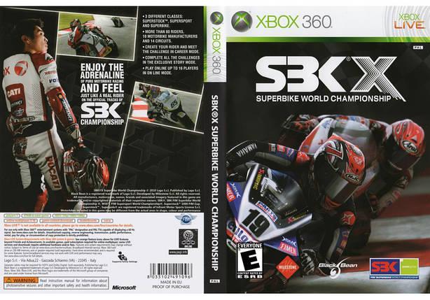 Игра для игровой консоли Xbox 360, SBK-08 Superbike World Championship, фото 2
