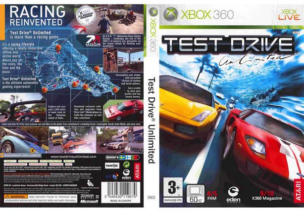 Игра для игровой консоли Xbox 360, Test Drive: Unlimited, фото 2