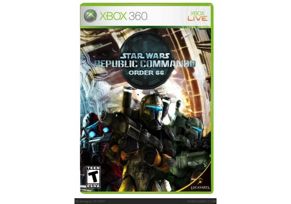 Игра для игровой консоли Xbox 360, Star Wars Republic Commando