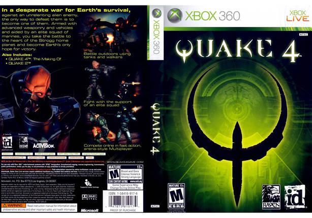 Игра для игровой консоли Xbox 360, Quake 4, фото 2