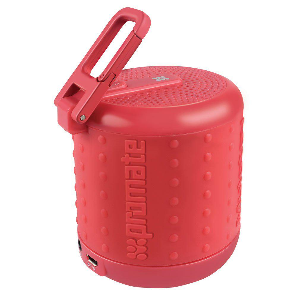 Bluetooth колонка PROMATE Mulotov Red