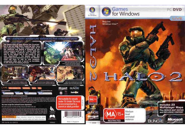Игра для игровой консоли Xbox 360, HALO 2, фото 2