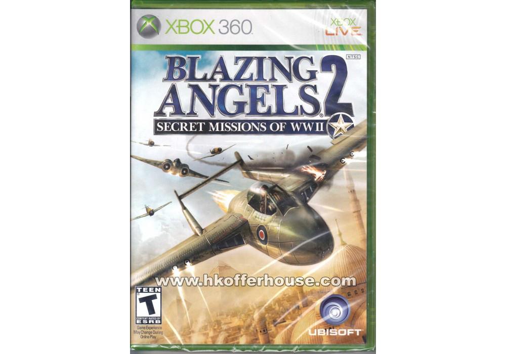 Игра для игровой консоли Xbox 360, Blazing Angels 2: Secret Missions of WWII