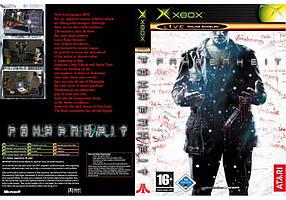 Игра для игровой консоли Xbox 360E, Fahrenheit