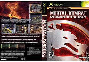 Игра для игровой консоли Xbox 360E, Mortal Kombat Armageddon