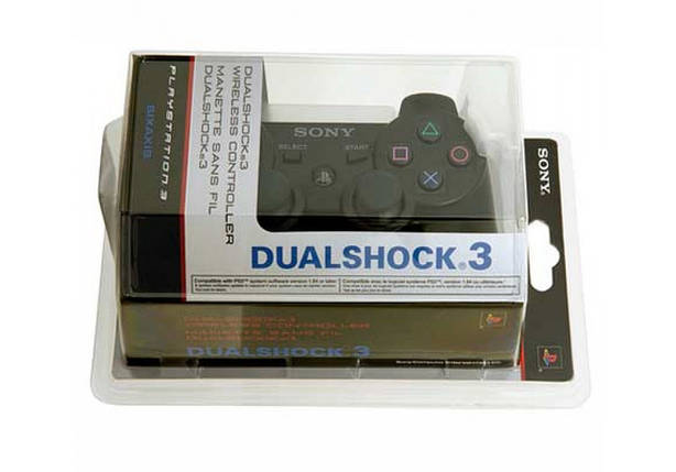 Dualshock 3 Wireless Controller (PS3) б/у, фото 2