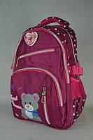 Рюкзак школьный для девочек 8501-ф