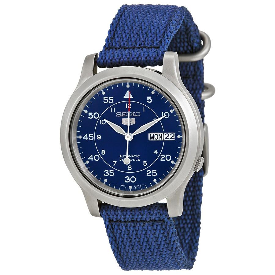 Часы Seiko 5 Military Automatic SNK807K2