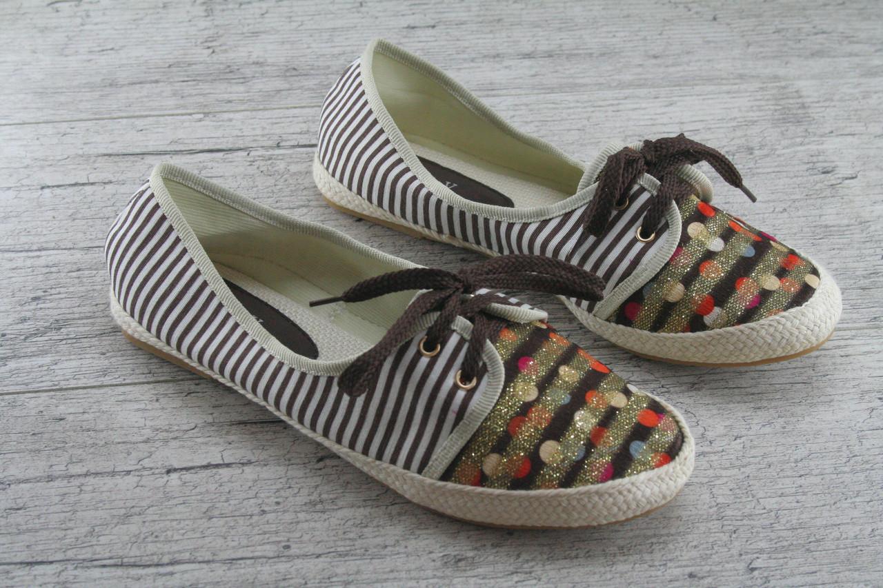 Мокасины, балетки женские из текстиля Z&Y, обувь повседневная, лето-весна
