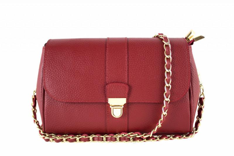 Женская сумка кожаная Эмма