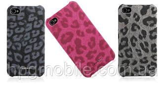 Чехол для iPhone 4/4S - Nuoku LEO stylish cover