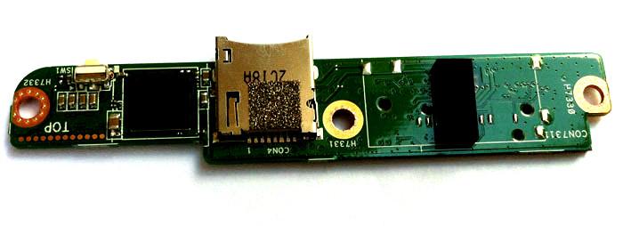 Плата контроллера тачскрина(сенсора), lantek-06 94v-0, с разъемом MicroSD для ASUS VivoBook Flip TP301UA