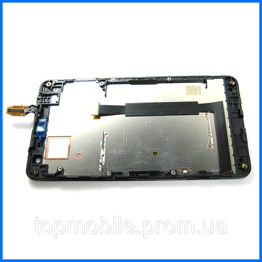Модуль Nokia 625 Lumia (RM-941)   черный, с передней панелью (дисплей + сенсор)