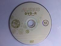 Диск DVD-R для видео ALERUS 16x Bulk/50