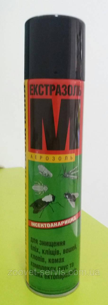 Инсектоакарицидный спрей Экстразоль М 300 мл