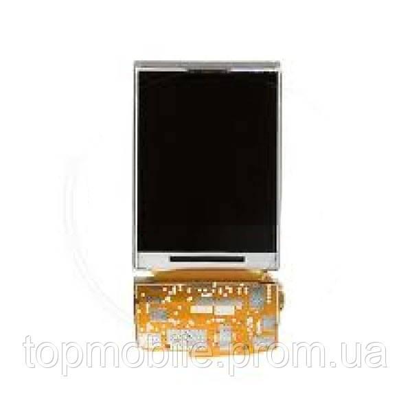 Дисплей Samsung Z630, с платой lcd, (экран, матрица)