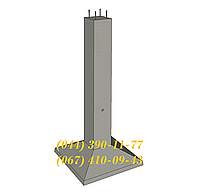 Фундаменты под опоры линий электропередачи Ф1А