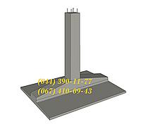 Фундаменти під металеві опори ліній електропередачі ФС2-4