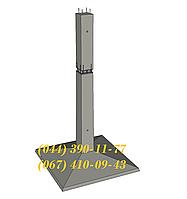 Фундаменты под опоры линий электропередачи ФПС6-4