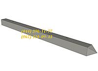 Паля енергетична під металеві опори С35-2-8-2