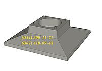 Опорые плиты для анкерно угловых опор ОП2