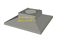 Опорые плиты для анкерно угловых опор ОП4
