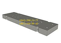 Плиты для установки транформаторов НСП 1