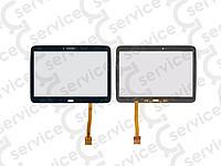 "Сенсор Samsung P5200 Galaxy Tab 3 10.1""/P5210, коричневый, Gold Brown, оригинал (Китай) ( стекло, тачскрин)"