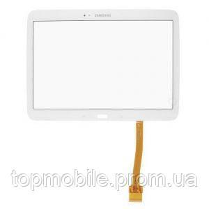 """Сенсор Samsung P5200 Galaxy Tab 3 10.1""""/P5210, белый, оригинал (Китай) ( стекло, тачскрин)"""