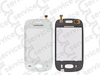 Сенсор Samsung S5310 Galaxy Pocket Neo/S5312, белый ( стекло, тачскрин)