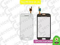 Сенсор Samsung S7390 Galaxy Trend Lite, белый, Ceramic White, оригинал (Китай) ( стекло, тачскрин)