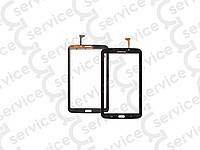 "Сенсор Samsung T210 Galaxy Tab 3 7.0""/T2100/P3200, версия Wi-Fi, черный, Metallic Black ( стекло, тачскрин)"
