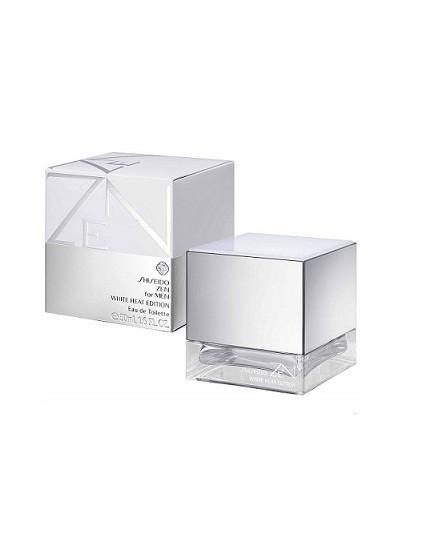 """Туалетная вода мужская Shiseido  """"Zen White Heat Edition""""  50мл"""