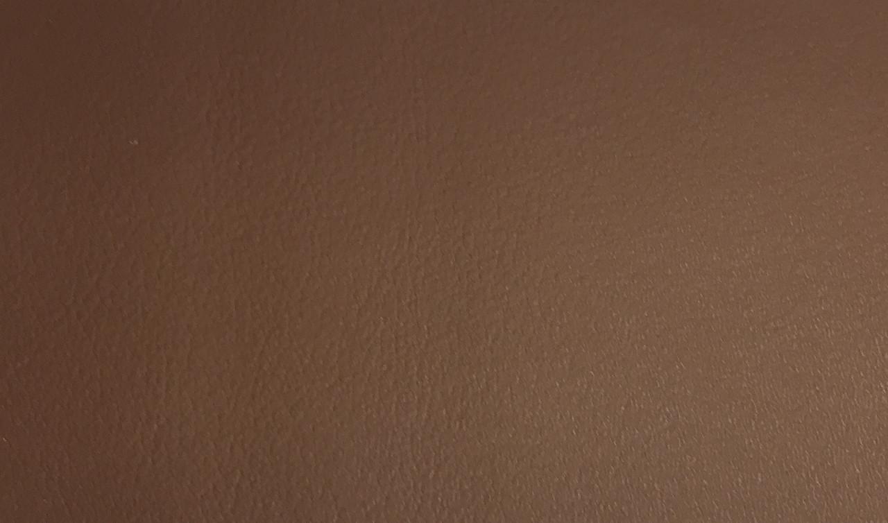 Дерматин коричневый