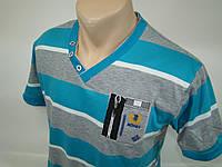 Футболка мужская Red Way Style (XL-салатовый) код 5069, фото 1