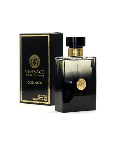 Парфюмированная вода мужская VERSACE  Oud Noir  pour Homme 100 мл