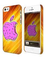 Чехол для iPhone 4/4s/5/5s/5с, Симпсон